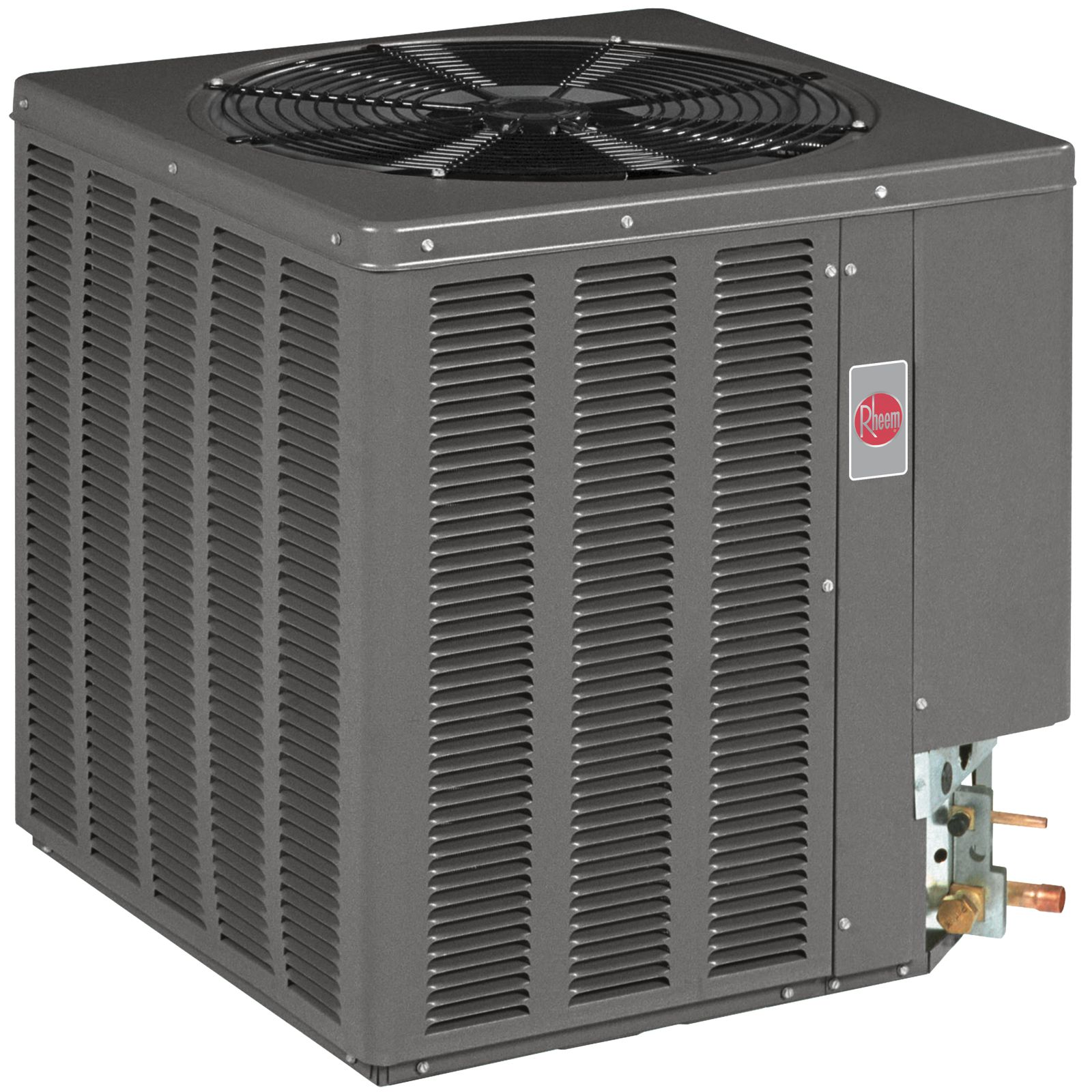 Rheem 14AJM49A01 - Value Series 4 Ton, 14 SEER, R410A Air Conditioner Condenser