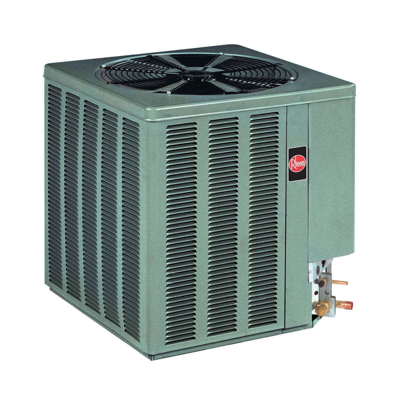 Rheem 15PJL18A01 - Value Series 1 1/2 Ton, 15 SEER, R410A Heat Pump