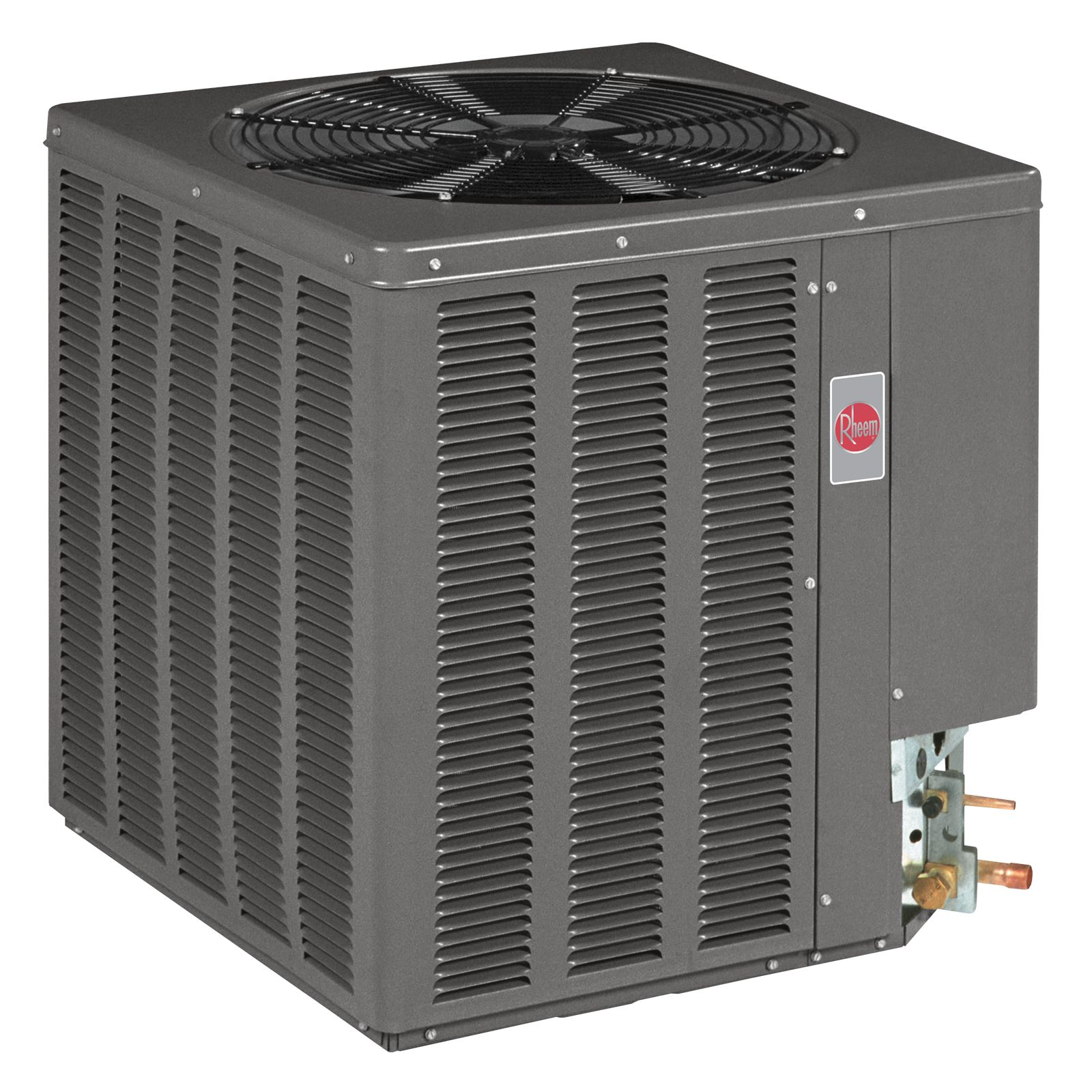 Rheem 16AJL24A01 - Value Series 2 Ton, 16 SEER, R410A Two-Stage Air Conditioner Condenser