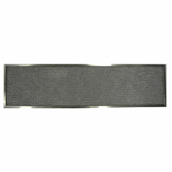 MARS AIR DOORS Alum Mesh Filter,1/4In Dx12-1/8Hx47-3/4W