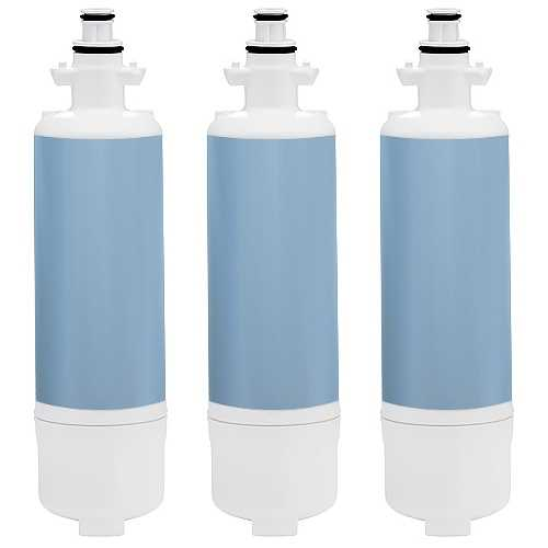 Replacement Water Filter Cartridge for Kenmore Refrigerator 71056 / 59 - (3 Pack)