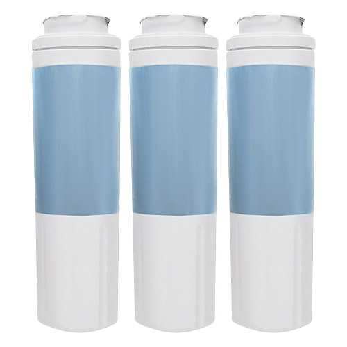 Replacement Water Filter Cartridge for Kenmore Filter Models 046-9999 - (3 Pack)