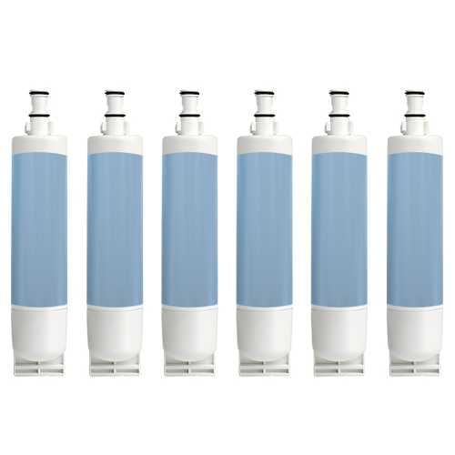 Replacement Water Filter Cartridge For Kenmore 51069 Refrigerators - 6 Pack