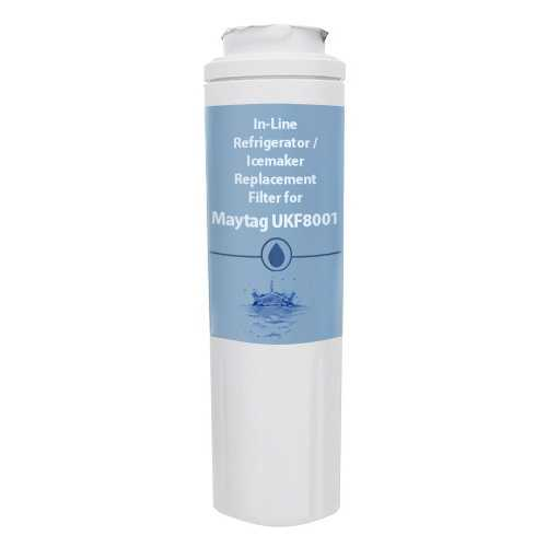 Replacement Water Filter Cartridge for Maytag Refrigerator PSD269LHES
