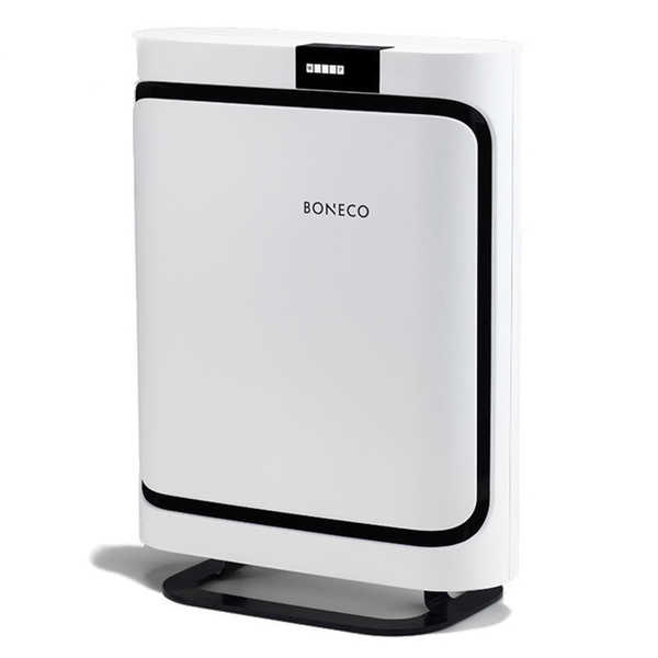 Boneco Air Purifier P500 with HEPA and Activated Carbon Filter - white, black