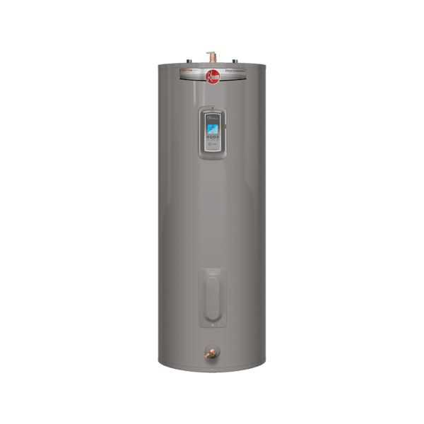 Rheem 658155 - PROPE40 T2 RH95 EC2 - Professional Prestige Series 40 Gallon Electric Water Heater, 240 Volt