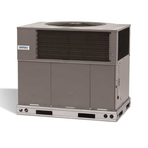 Tempstar PGD460115H001E - Standard 5 Ton, 14 SEER, R410A, Small Gas/Electric Package Unit, 208/230-3-60, Low NOx