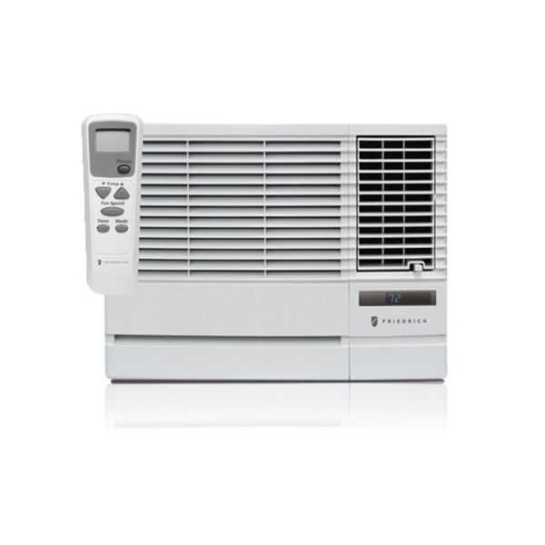 Friedrich - EP08G11A - Chill Residential and Light Commercial Window Air Conditioner, 8000 Cool BTU - 3850 Heating BTU