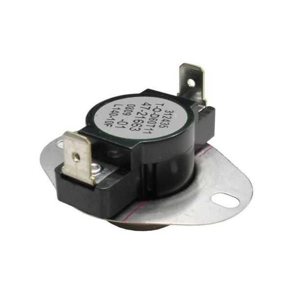 PROTECH 47-21663-09 - Limit Switch - Auto Reset (Flanged Airstream)
