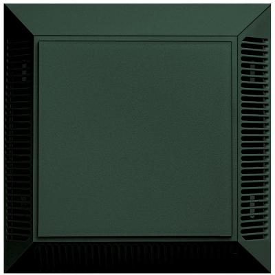 Intake/Exhaust Siding Vent #028-Forest Green