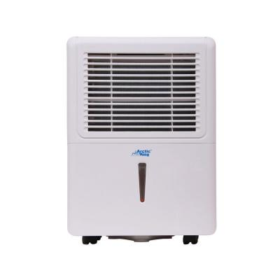 50-Pint Dehumidifier Energy Star 115-Volt in White