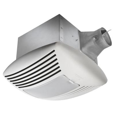 Signature G2 110 CFM Ceiling Adjustable Humidity Sensor Exhaust Fan with Night-Light