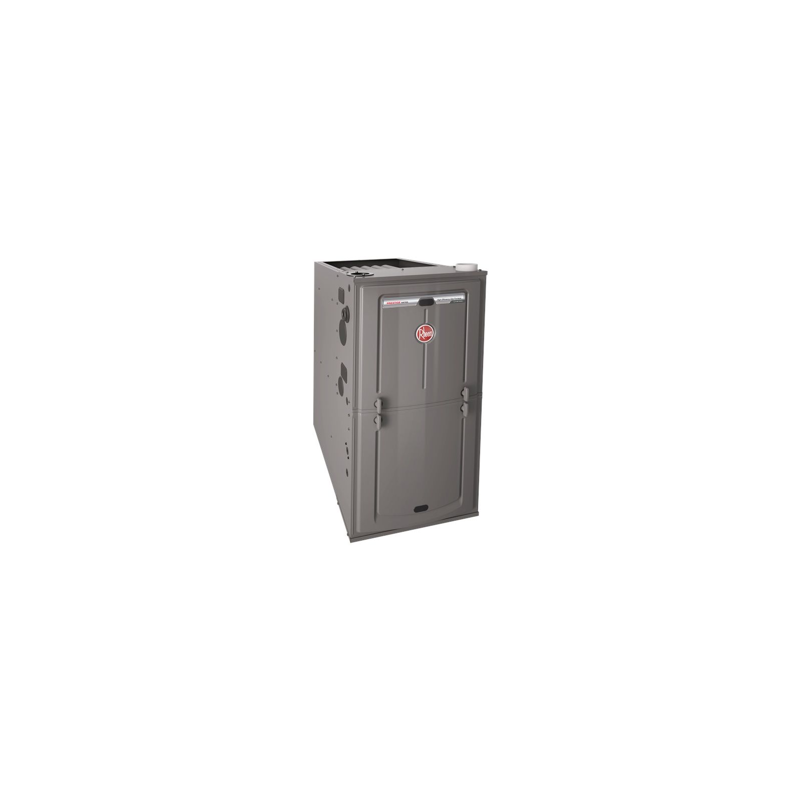 Rheem R96VA-1152524MSA - 96% AFUE, 115K BTU, 2 Stage, Multi-Position Gas Furnace with Variable Speed ECM Motor