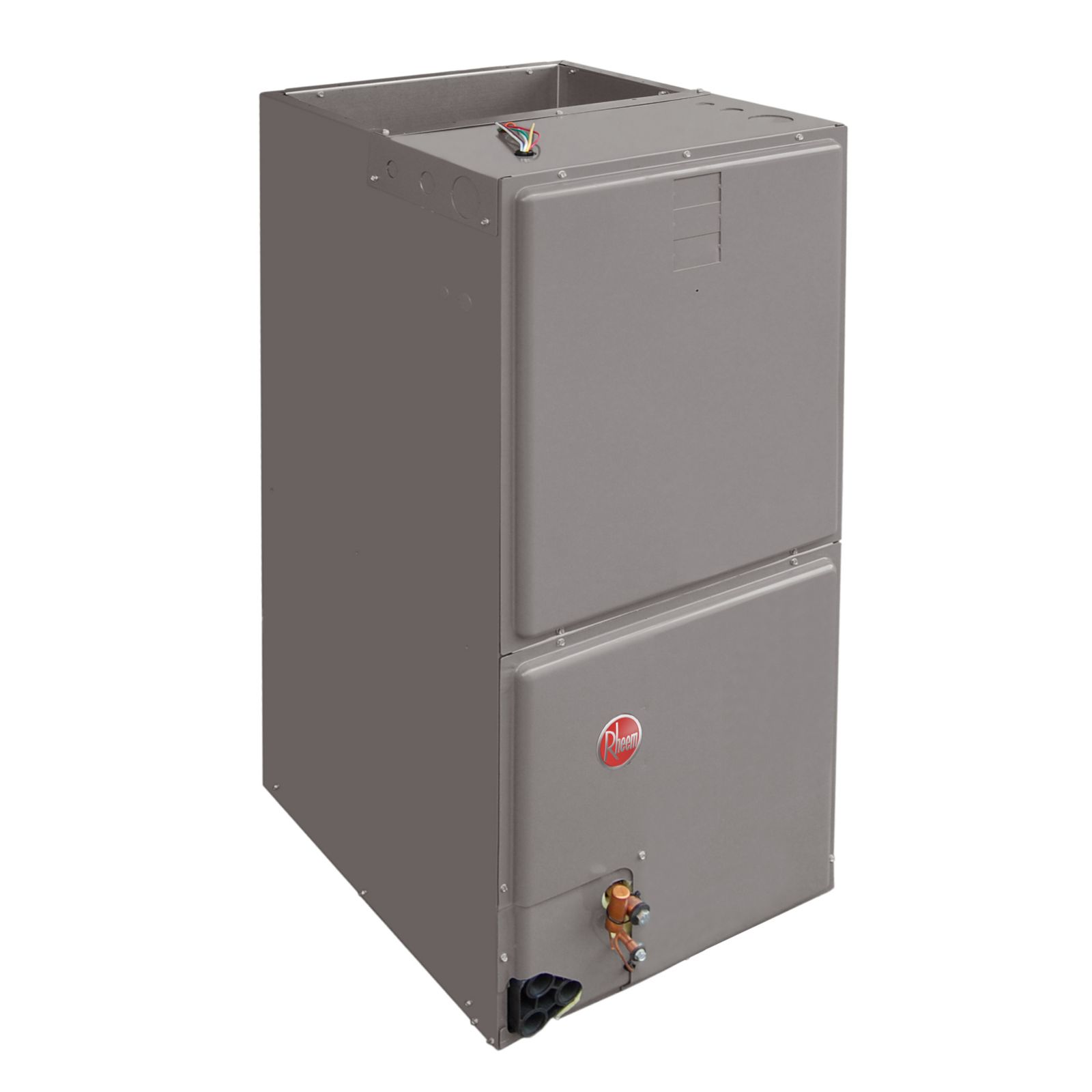 Rheem RH1V4824STANJA - RH1V - Series, 4 Ton, R-410A, Single Stage, Aluminum Air Handler, ECM Motor, 208/240V, 1 Ph, 60 Hz