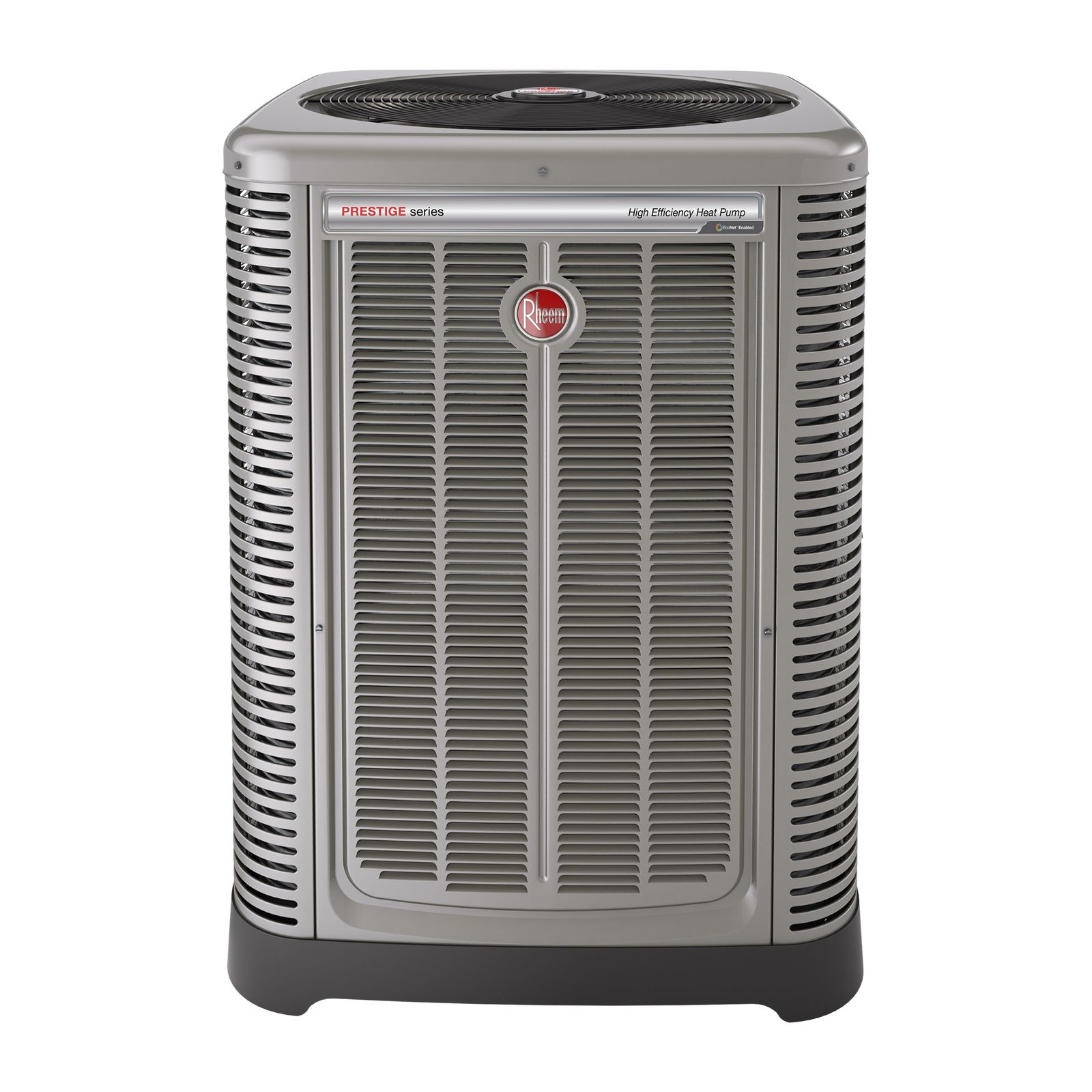 Rheem RP2036AJVCA -  Prestigea® Series 3 Ton, 20 SEER, EcoNet Enabled, Inverter Driven, Variable Speed Heat Pump