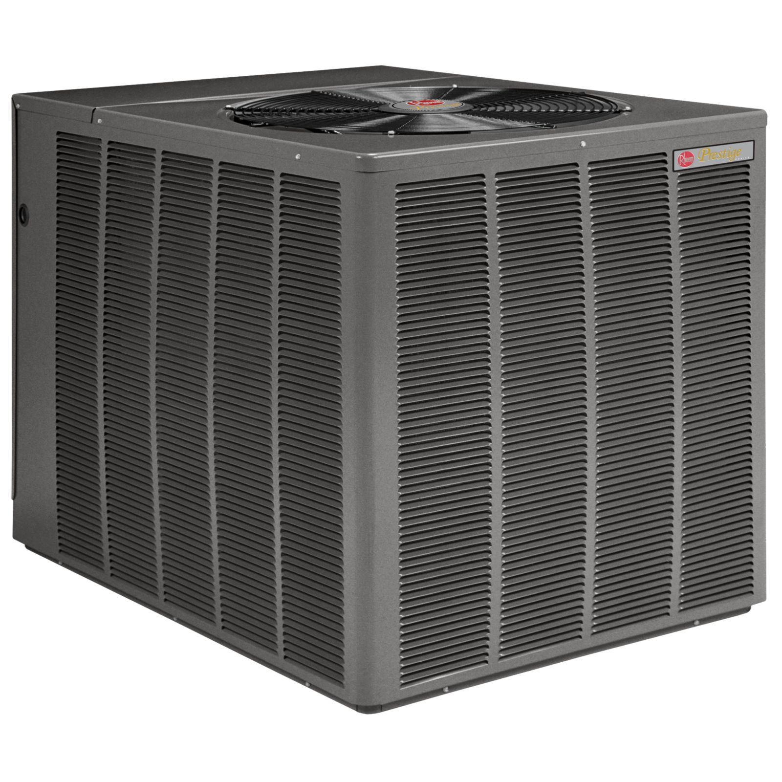 Rheem RPRL-037JEC - Prestige Series 3 Ton, 16 SEER, R410A Heat Pump With Comfort Control 2 - 208-230 V, 1 Ph, 60 Hz